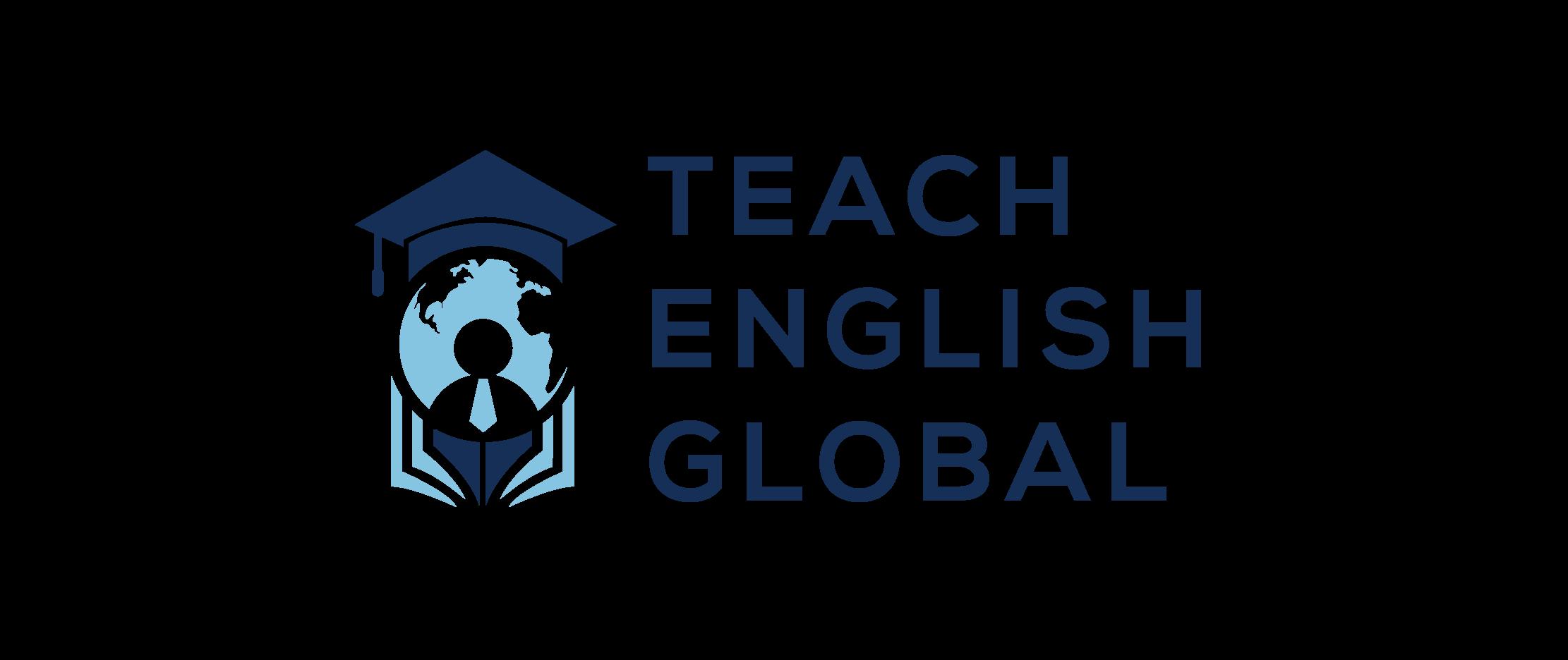 Teach English Global Logo